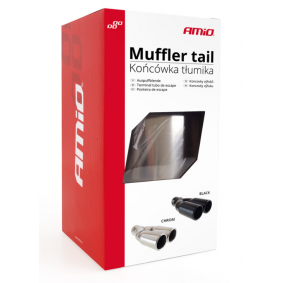 01305/71005 Exhaust Tip for vehicles