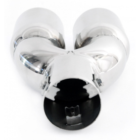 01308/71008 Deflector do tubo de escape para veículos