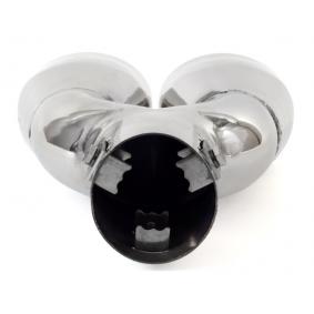 AMiO Deflector do tubo de escape 01310/71010 em oferta