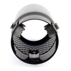 71017/01317 Deflector tubo de escape para vehículos