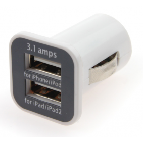 Car mobile phone charger for cars from AMiO: order online