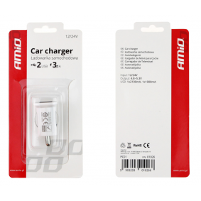 Cargador de coche para móvil para coches de AMiO - a precio económico