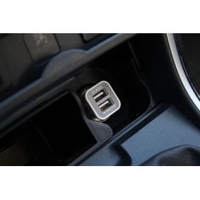 AMiO Caricabatterie da auto per cellulare 71133/01026 in offerta