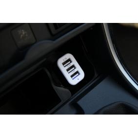 AMiO Caricabatterie da auto per cellulare 71135/01027 in offerta