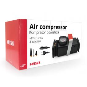 Vzduchový kompresor pro auta od AMiO – levná cena
