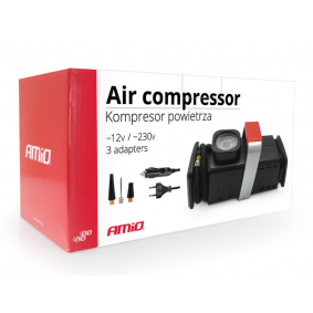 Air compressor for cars from AMiO - cheap price