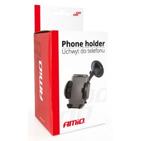 Držáky na mobilní telefony pro auta od AMiO – levná cena