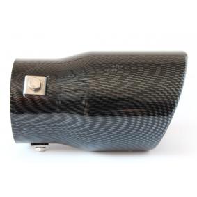 AMiO Deflector do tubo de escape 01117/71764 em oferta