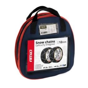 Sneeuwkettingen voor auto van AMiO: voordelig geprijsd