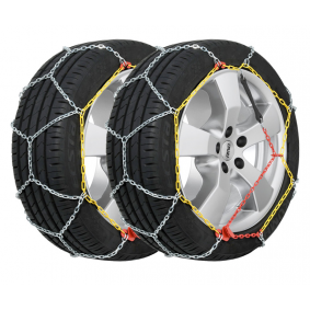 Łańcuchy śniegowe do samochodów marki AMiO: zamów online