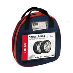 Snow chains for cars from AMiO - cheap price