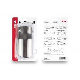 02193 Deflector tubo de escape para vehículos