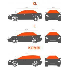 Funda para vehículo para coches de CARPASSION - a precio económico