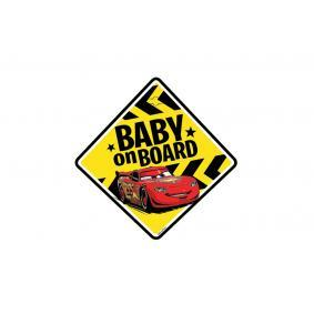 Varoitustaulu autoihin SEVEN POLSKA-merkiltä: tilaa netistä