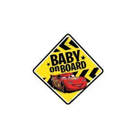 Πινακίδα προειδοποίησης για αυτοκίνητα της SEVEN POLSKA: παραγγείλτε ηλεκτρονικά