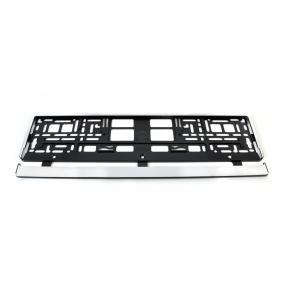 Licence plate holders for cars from UTAL: order online