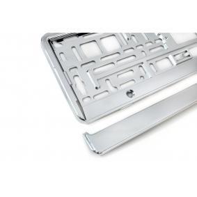 Registreringsskylt hållare för bilar från UTAL – billigt pris