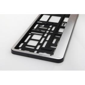 Licence plate holders for cars from UTAL - cheap price