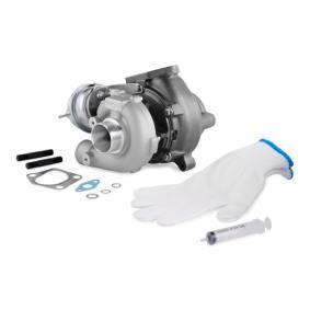 RIDEX Turbolader 2234C0181