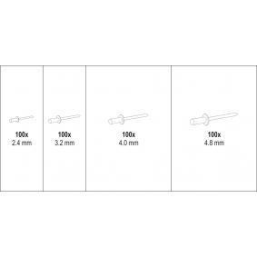 Stoßstangenhalterung YT-36420 YATO