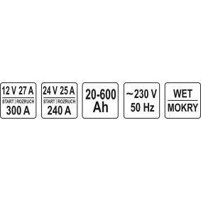 PKW Batterieladegerät YT-83060