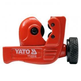 Corta-tubos de YATO YT-22318 24 horas