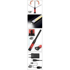 YATO Lampes manuelles YT-08518