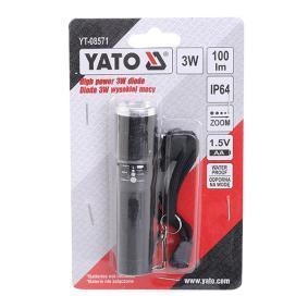 Ruční svítilny pro auta od YATO: objednejte si online