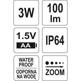 KFZ Handleuchte YT-08571
