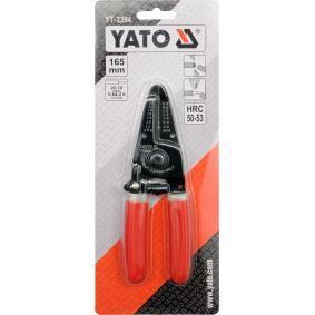 YT-2294 Pinza crimper de YATO herramientas de calidad