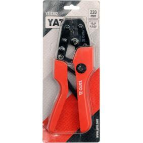 YATO Alicate de cravar YT-2302 loja online