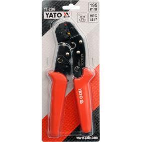 YT-2307 Cęgi Crimp od YATO narzędzia wysokiej jakości