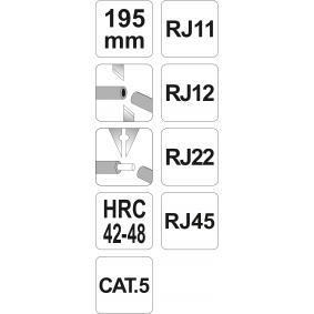 YT-2244 Abisolierzange von YATO Qualitäts Werkzeuge