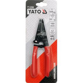 YT-2266 Abisolierzange von YATO Qualitäts Werkzeuge