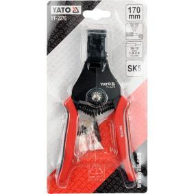 YT-2276 Abisolierzange von YATO Qualitäts Werkzeuge