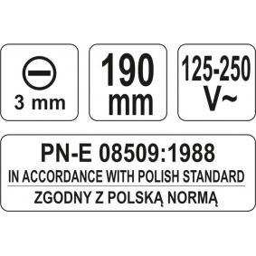 YATO Zkousecka napeti YT-28300 online obchod
