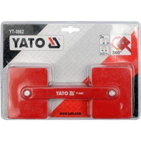 YT-0862 Morsetto / Sergente di YATO attrezzi di qualità