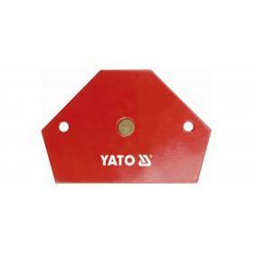 Prensa de tornillo YT-0866 YATO