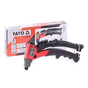 YT-36012 Pinza para remaches de YATO herramientas de calidad