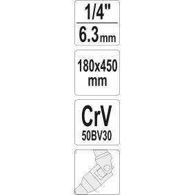 YATO Zündkerzenschlüssel YT-15291 Online Shop