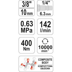 YATO Cheie pneumatica YT-09501 magazin online