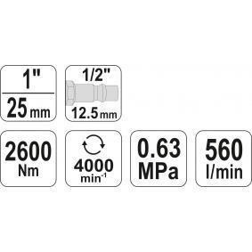 YATO Schlagschrauber YT-0960 Online Shop