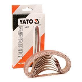 YT-09745 Cinta abrasiva de YATO herramientas de calidad