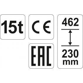 PKW Unterstellheber YT-17006