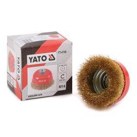 Cepillo de alambre YT-4766 YATO