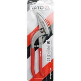 YATO Nůżky na plech YT-1902 online obchod