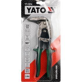 YATO Blikschaar YT-1914 online winkel