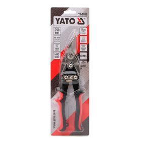 Nůżky na plech YT-1960 YATO