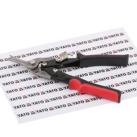 YATO Tesoura para cortar chapa (YT-1960) a baixo preço