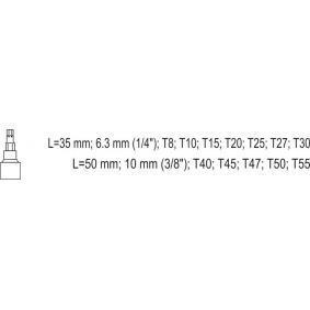 YATO Kit de llaves de cubo YT-04332 tienda online